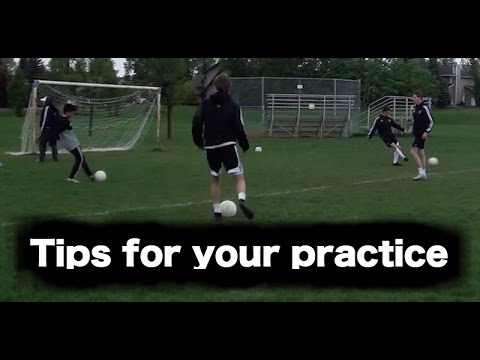 Complete Soccer Practice Broken Down ► Soccer Drills Explained