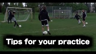 complete soccer practice broken down soccer drills explained