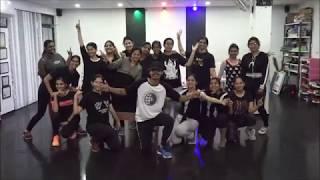Lamborghini | Dance Fitness Choreography | The Doorbeen Feat Ragini |  Zumba Fitness with Yash Heda
