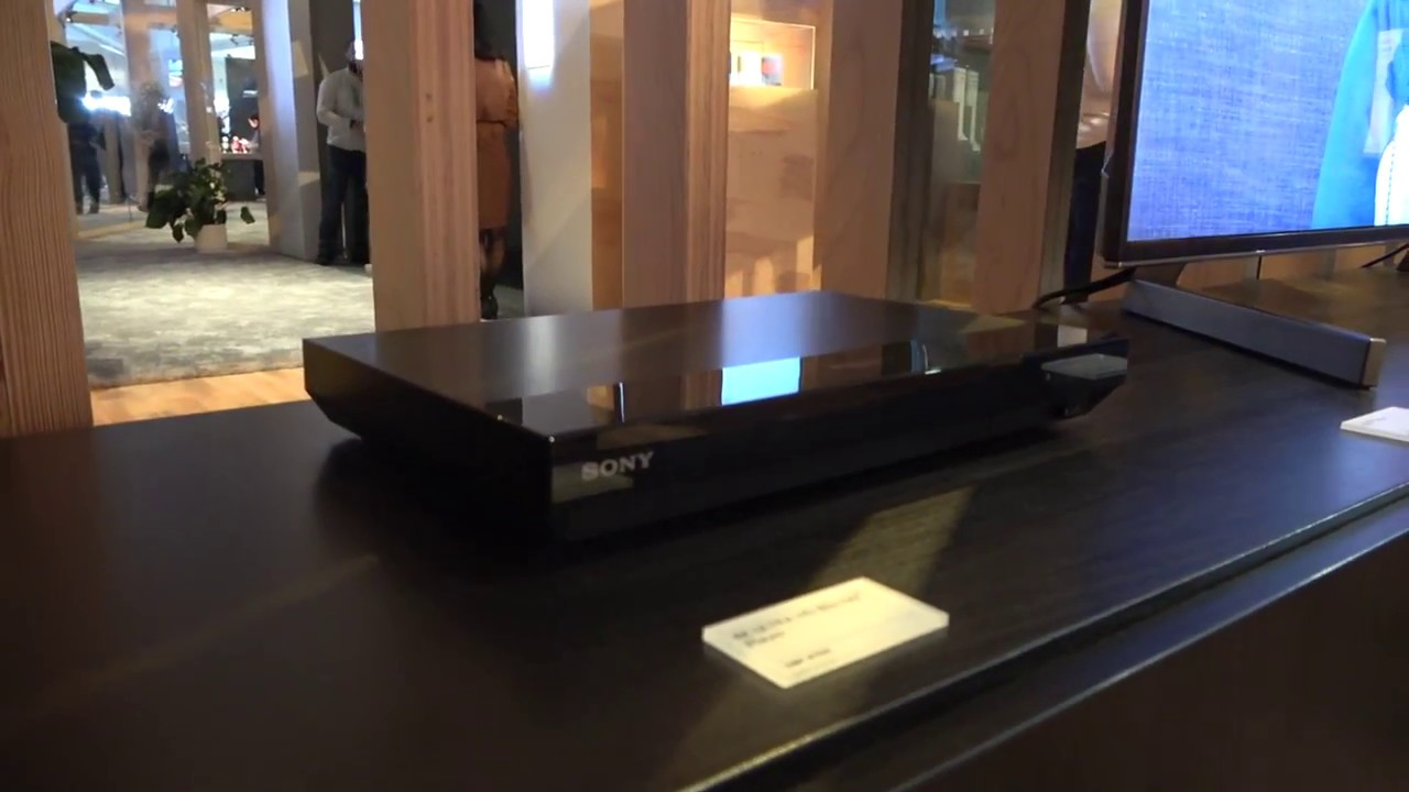 Sony UBP-X700 4K UHD Blu-ray player - Page 2 - Blu-ray Forum