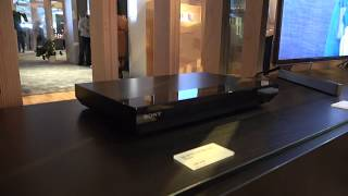 Sony UBP-X700 // 4K Blu-ray Player mit Dolby Vision HDR @CES 2018