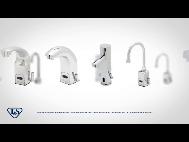 T&S Brass ChekPoint Faucets