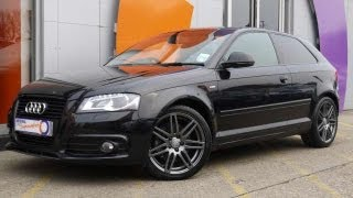 2010 audi a3 black edition 2 0tdi 170 quattro hatchback for sale in hampshire