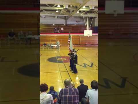 Kenmore High School JROTC 2016
