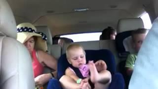 Podróż z trójką dzieci