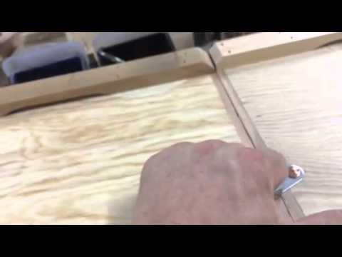 Eco Bee Box Long Box Top Bar 34 Frame Langstroth - YouTube