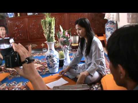 cô Vũ Thị Hòa tìm mộ liệt sĩ Hoàng Văn Thụ ở Lộc Ninh, Bình Phước   ep1