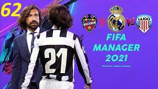 Fifa Manager 21 Карьера за Реал Мадрид 62 серия Кубок Испании