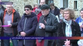 Yvelines | Les enjeux des Municipales à Magny-les-Hameaux