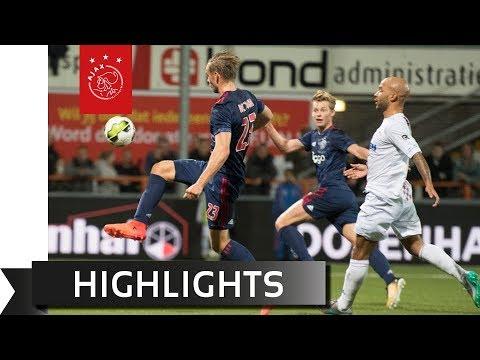 Highlights ASV De Dijk - Ajax
