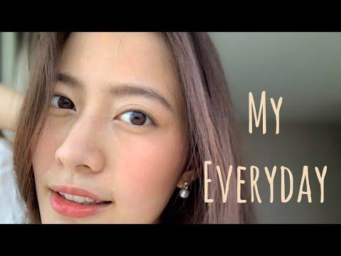 My Everyday MAKEUP แต่งหน้าใสๆสไตล์ฟรังๆ^.^ | laohaiFrung thumbnail
