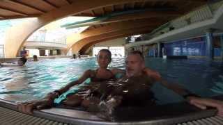Dušičkové kúpanie v AquaCity Poprad