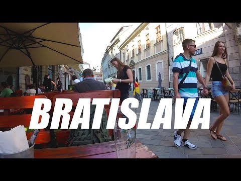 BRATISLAVA, the Capital of Slovakia: Is It Worth Visiting?