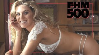 FHM: Jessie Jazz Vuijk is mooiste vrouw van Nederland