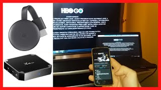HBO GO pe orice TV/ plasma - Tutorial redare HBO GO in format HD [AICI]