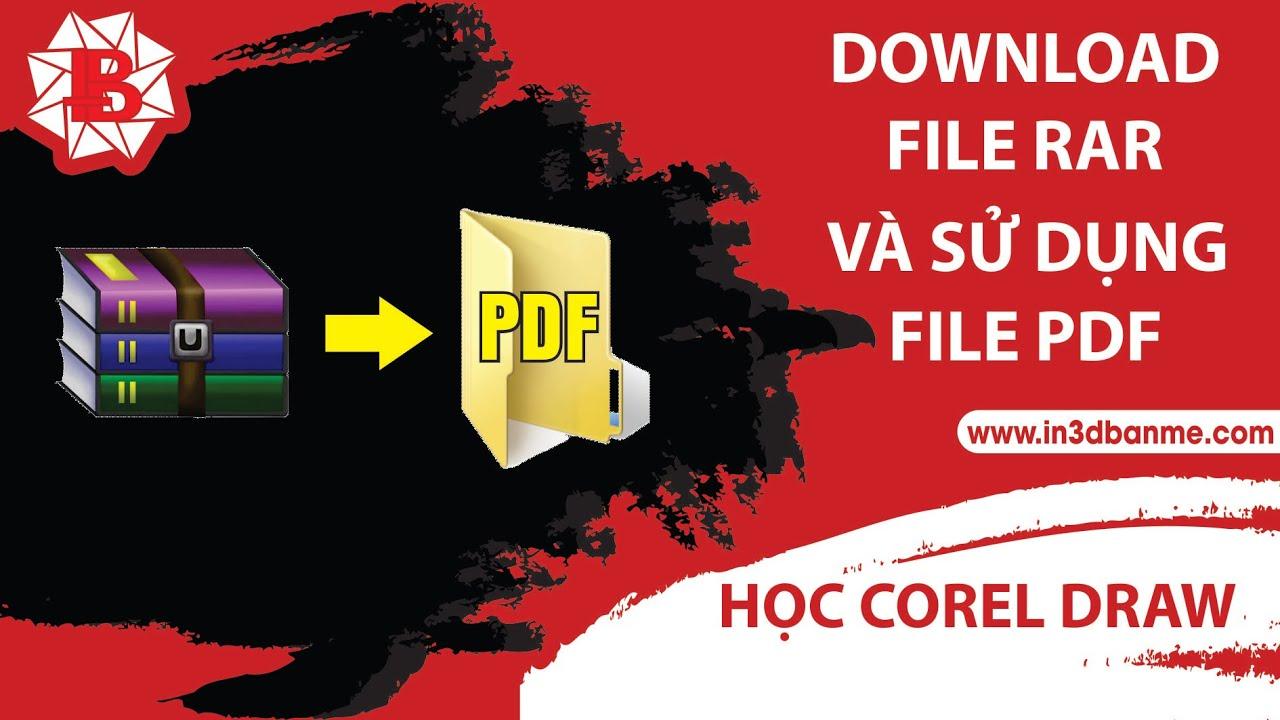 Download và sử dụng file PDF như thế nào ?