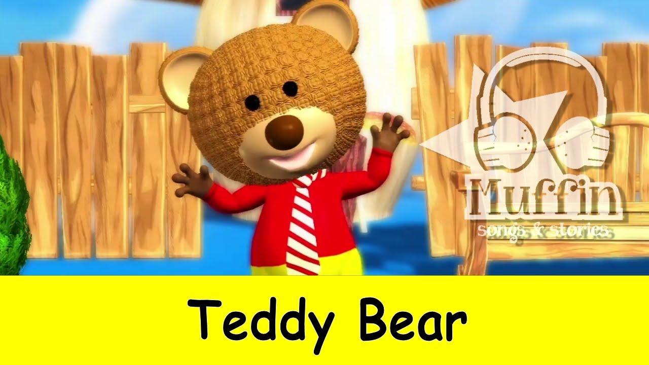 Teddy Bear   Family Sing Along - Muffin Songs