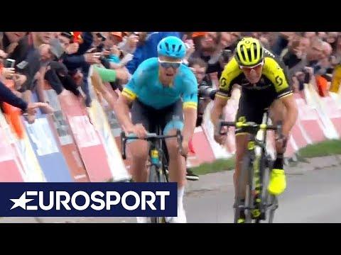 Amstel Gold Race 2018 | Highlights | Cycling | Eurosport