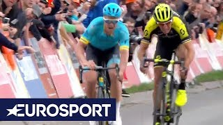 Amstel Gold Race 2018 | Highlights | Cycling | Eurosport