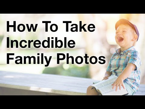 How To Take Spontaneous Family Photos Full Of Laughter And Energy thumbnail