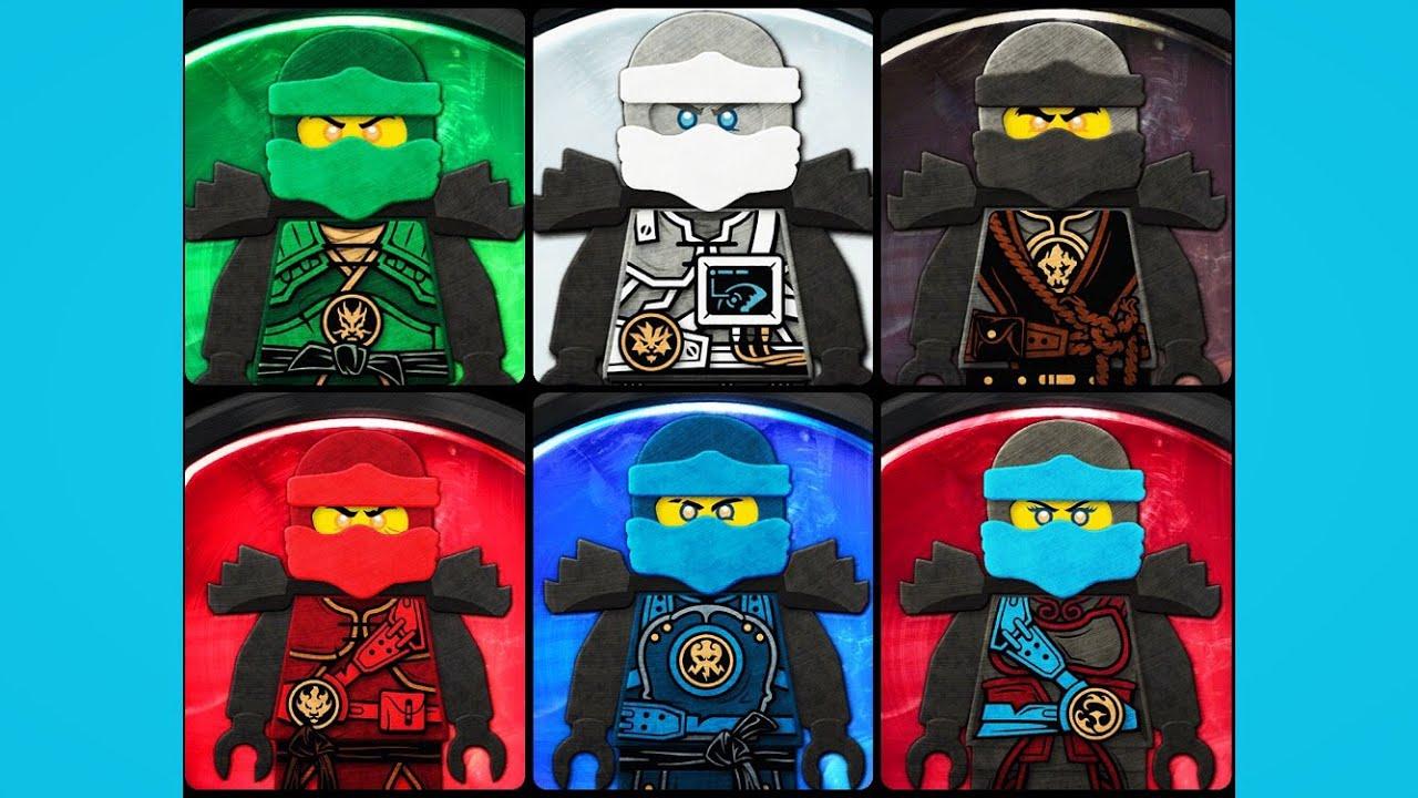 Zane Ninjago Hands Of Time Lego