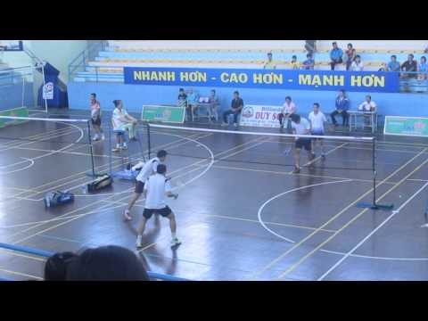 Huy & Nghĩa vs Bắc Bình _ Giải AHA 2014