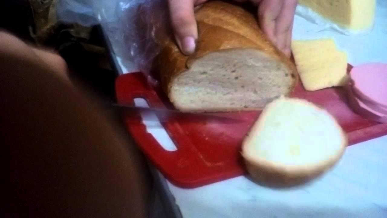 как приготовить бутерброды в домашних условиях