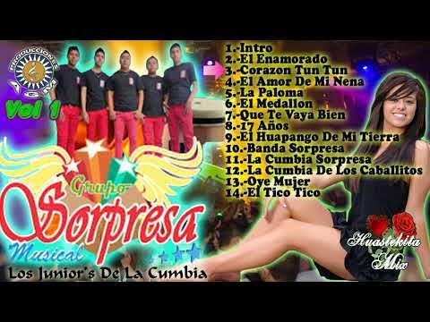 GRUPO SORPRESA MUSICAL VOL  1 EN VIVO AGM RECORDS TAMPICO TAMAULIPAS MEXICO