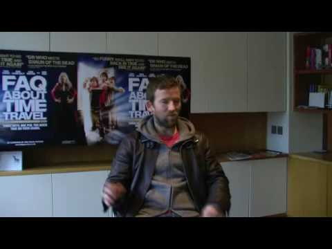 FAQ About Time Travel star Dean Lennox Kelly talks to hmv