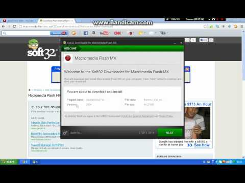 How To Download Macromedia Flash 8 from YouTube · Duration:  3 minutes 21 seconds
