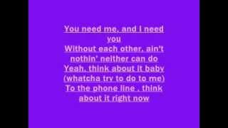 Aretha Franklin Think Lyrics