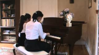 Trepak - Piano Duet by P. Tchaikovsky/ E. Langer
