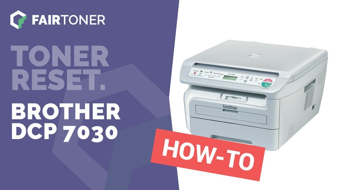 DCP-7030 BROTHER PRINTER DRIVERS FOR WINDOWS 8
