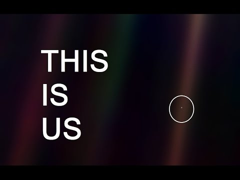 The Pale Blue Dot - A Deeper Meaning.