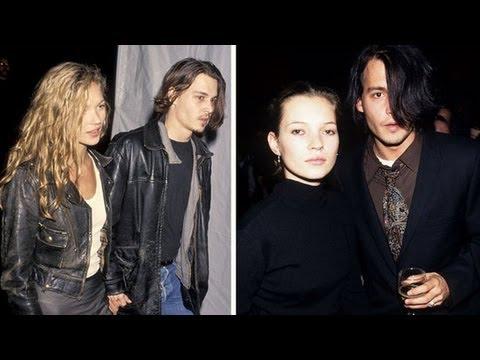 Kate Moss Talks Johnny Depp Breakup in Vanity Fair