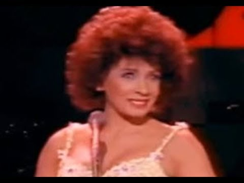 Shirley Bassey - Never Never Never (1985 Cardiff Wales Concert)