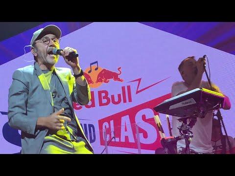 Ленинград - Москва - Ленинград Vs Noize MC Red Bull SoundClash