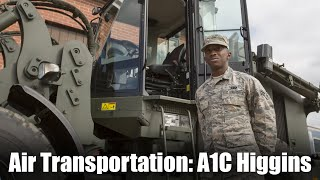 Air Transportation: A1C Higgins