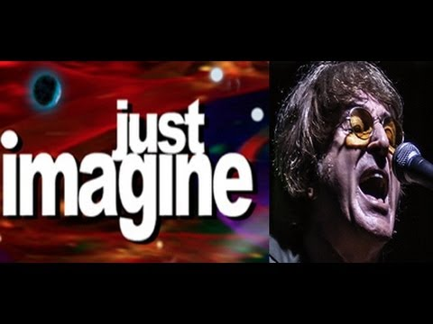 Tim Piper IS John Lennon - KABC - Just Imagine Promo Video - A Tribute To John Lennon
