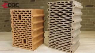 видео Купить блоки PORIKAM с доставкой по Уфе