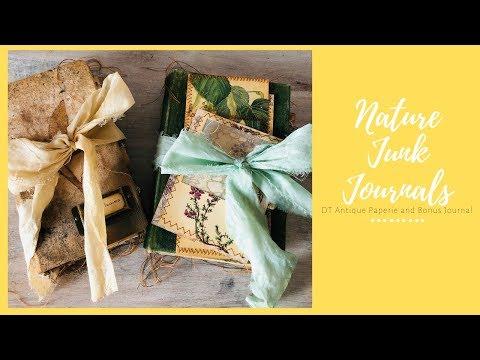 Nature Junk Journals