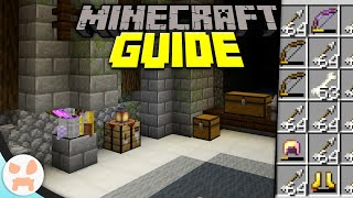 SKELETON FARM! | Minecraft Guide Episode 56 (Minecraft 1.15.2 Lets Play)