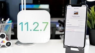 iOS 11.2.7 Preview!