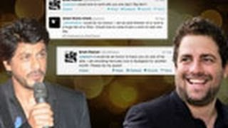 Brett Ratner is Shah Rukh Khan's fan