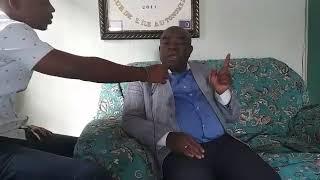 Interview avec Mouigni Baraka, président du CNT
