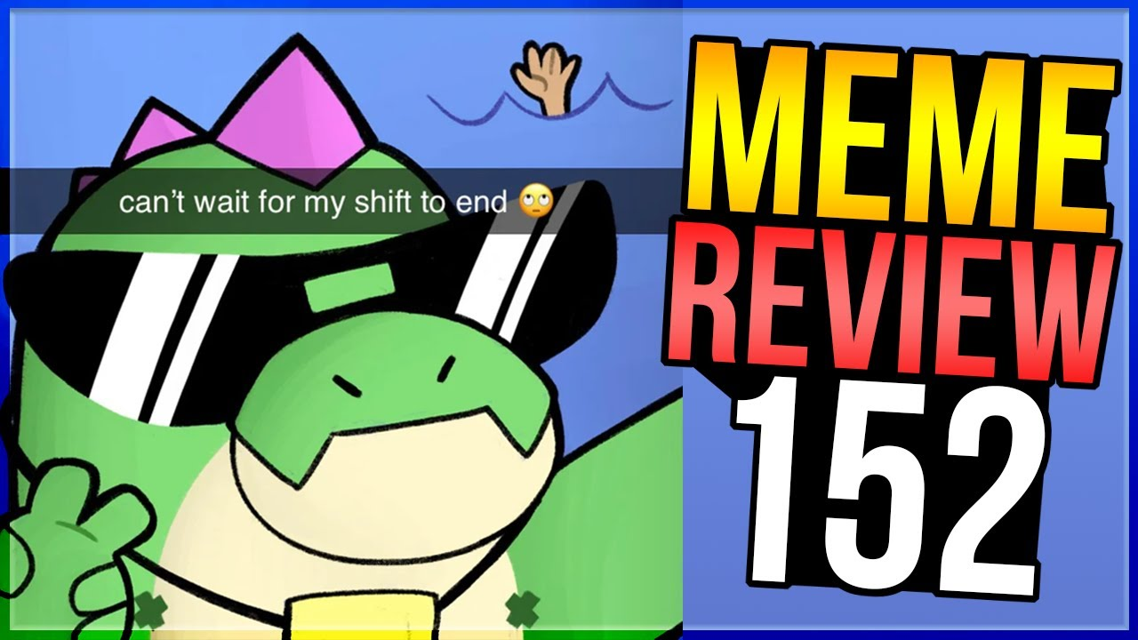 BUZZ IS EMPLOYEE OF THE MONTH?! Brawl Stars Meme Review #152