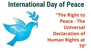 Meditation Music : International Day of Peace 2018 | United Nation | Nims University
