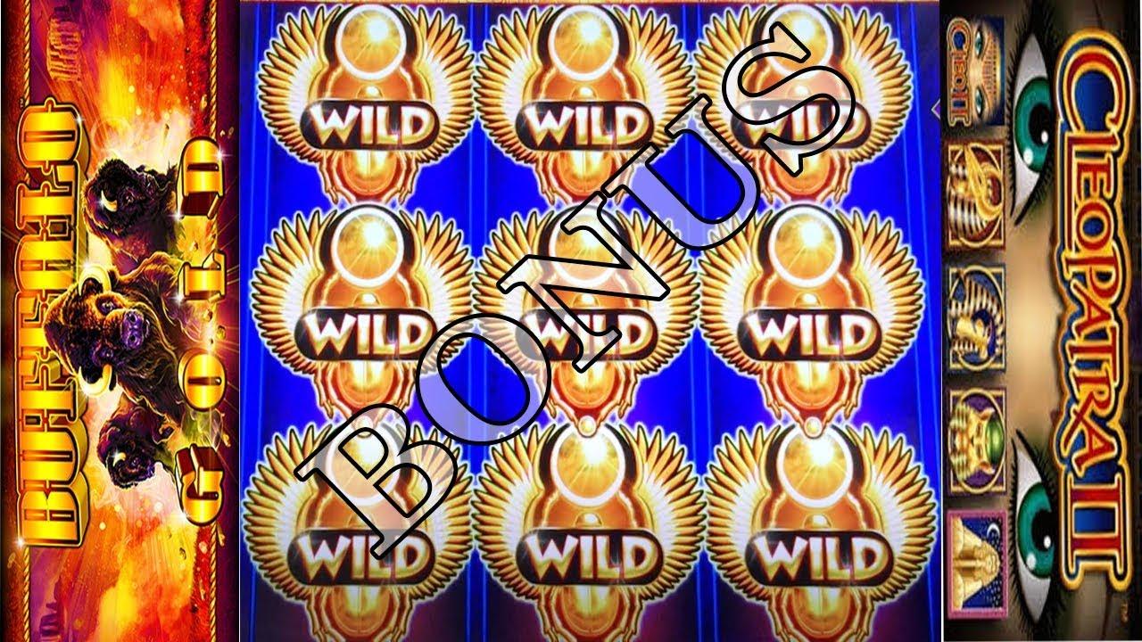 Egyptian Gold Slot Machine