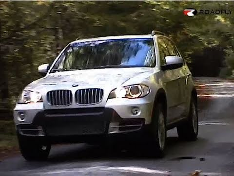 Roadfly.com - 2007 BMW X5 Car Review