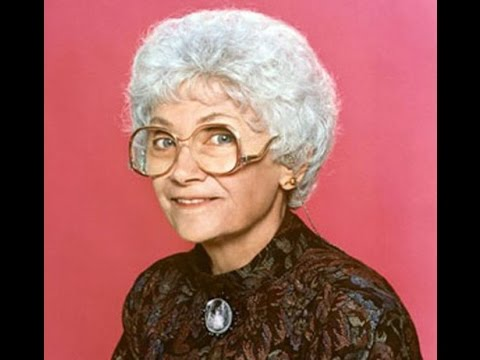 Sophia petrillo golden girls